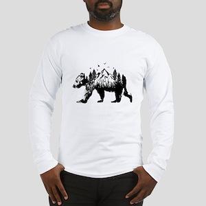 Bear Woods Long Sleeve T-Shirt