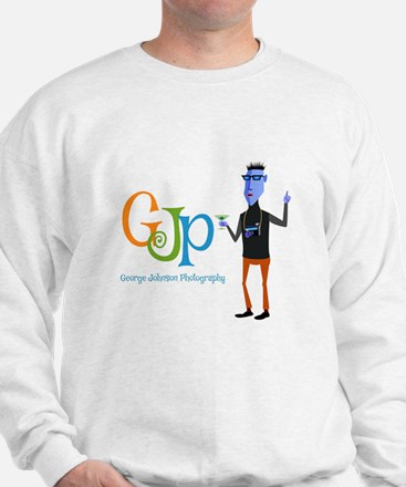 George Johnson Photography Sweatshirt