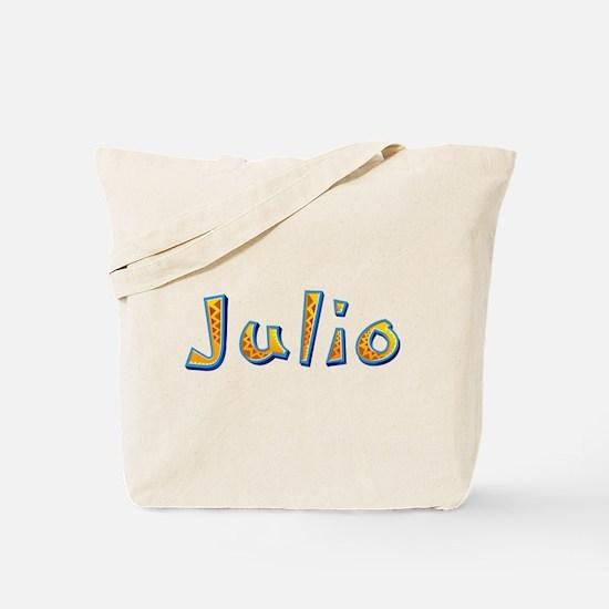 Julio Giraffe Tote Bag