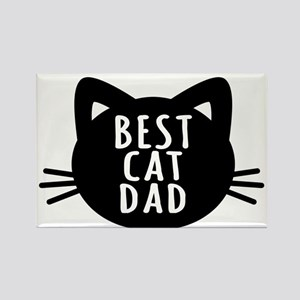 Best Cat Dad Magnets