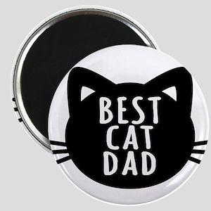 Best Cat Dad Magnets