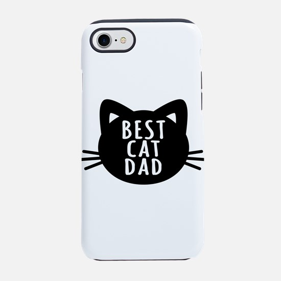 Best Cat Dad iPhone 7 Tough Case