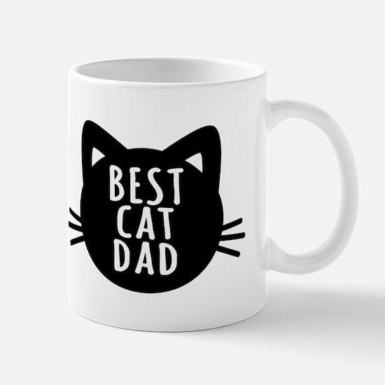 Best Cat Dad Mugs