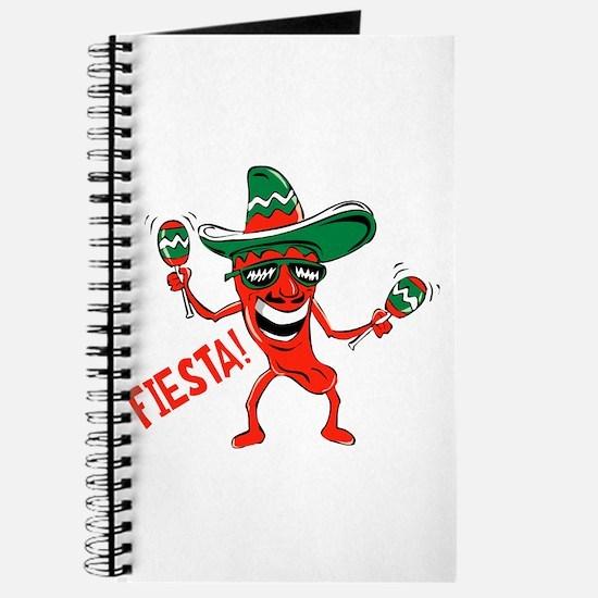 Fiesta Journal