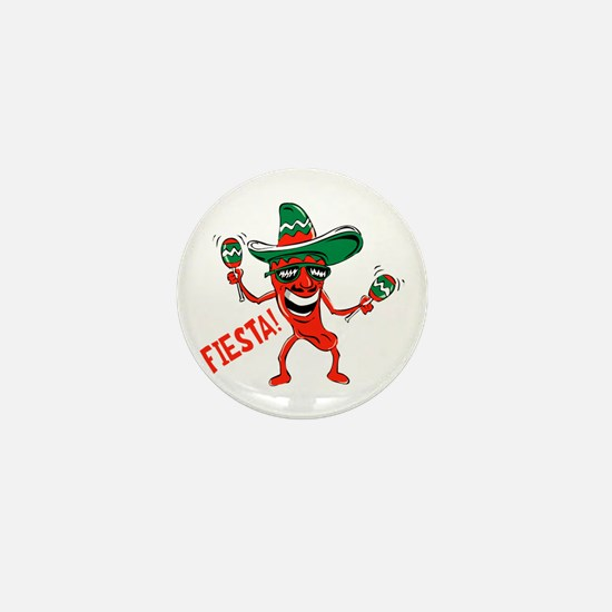 Fiesta Mini Button