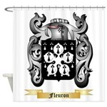 Fleuron Shower Curtain