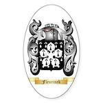 Fleurinek Sticker (Oval)