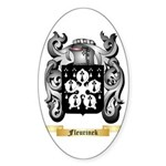 Fleurinek Sticker (Oval 10 pk)