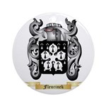 Fleurinek Ornament (Round)