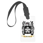 Fleurette Large Luggage Tag