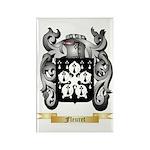 Fleuret Rectangle Magnet (100 pack)