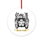 Fleuret Ornament (Round)