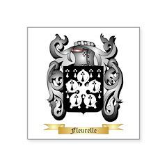 Fleurelle Square Sticker 3