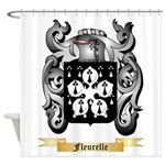 Fleurelle Shower Curtain