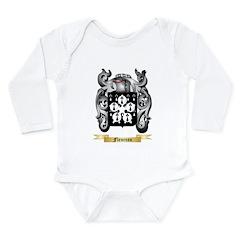 Fleureau Long Sleeve Infant Bodysuit