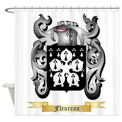 Fleureau Shower Curtain