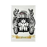 Fleur Rectangle Magnet (100 pack)