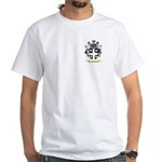 Fletcher White T-Shirt