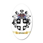 Fletcher 20x12 Oval Wall Decal