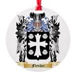 Fletcher (Scotland) Round Ornament
