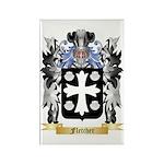 Fletcher (Scotland) Rectangle Magnet (10 pack)