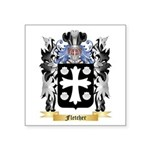 Fletcher (Scotland) Square Sticker 3