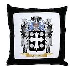 Fletcher (Scotland) Throw Pillow