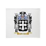Fletcher (Scotland) Throw Blanket