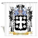 Fletcher (Scotland) Shower Curtain
