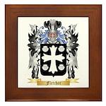 Fletcher (Scotland) Framed Tile
