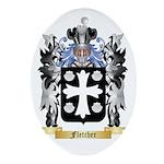 Fletcher (Scotland) Ornament (Oval)