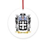 Fletcher (Scotland) Ornament (Round)