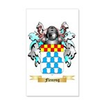 Flemyng 20x12 Wall Decal