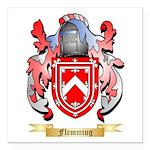 Flemming Square Car Magnet 3