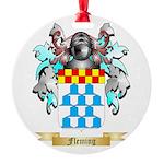 Fleming Round Ornament