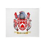 Fleming 2 Throw Blanket