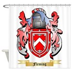 Fleming 2 Shower Curtain