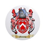 Fleming 2 Ornament (Round)