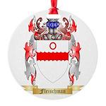 Fleischman Round Ornament