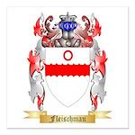 Fleischman Square Car Magnet 3