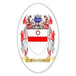 Fleischman Sticker (Oval 10 pk)