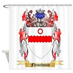 Fleischman Shower Curtain