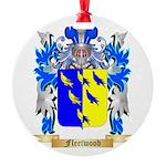 Fleetwood Round Ornament