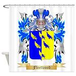 Fleetwood Shower Curtain