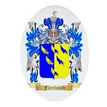Fleetwood Ornament (Oval)
