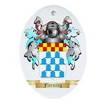 Fleeming Ornament (Oval)