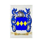 Fleeman Rectangle Magnet (10 pack)