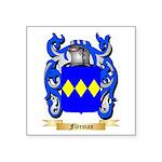 Fleeman Square Sticker 3