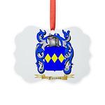 Fleeman Picture Ornament