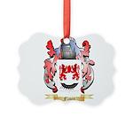 Flavin Picture Ornament